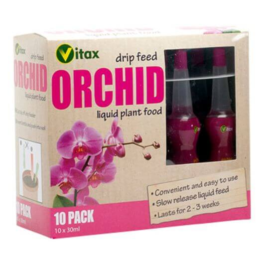 Vitax Orchid Drip Feed (10 pack)