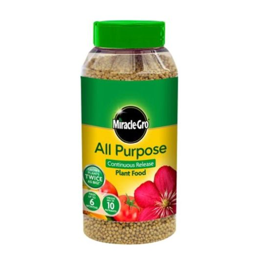 Miracle-Gro Slow Release All Purpose Plant Food 1kg