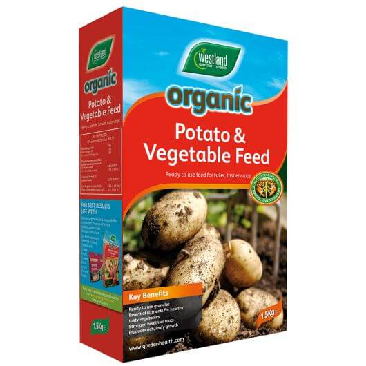 Westland Organic Potato and Vegetable Feed