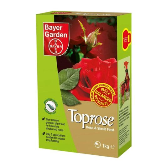 Toprose Rose and Shrub Feed 1kg