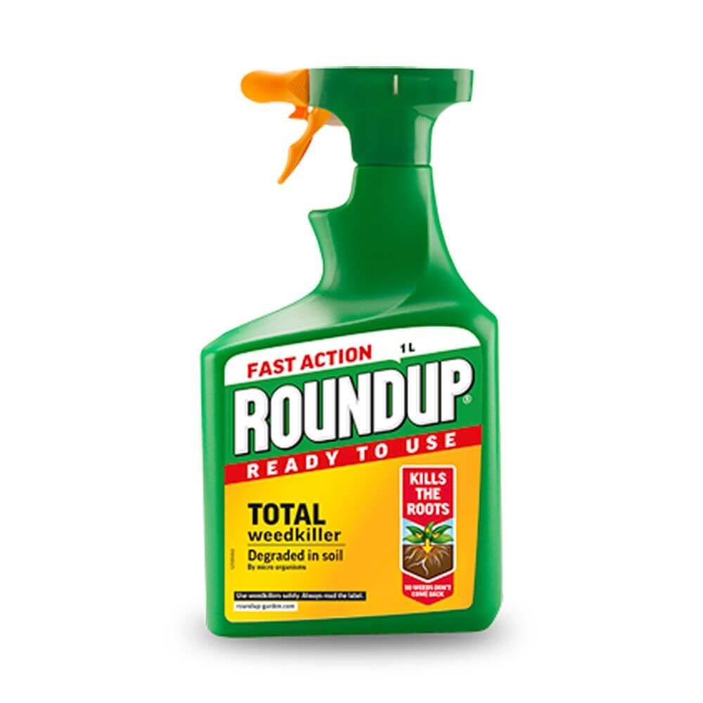 Roundup Fast Action 1 Litre Ready-to-use