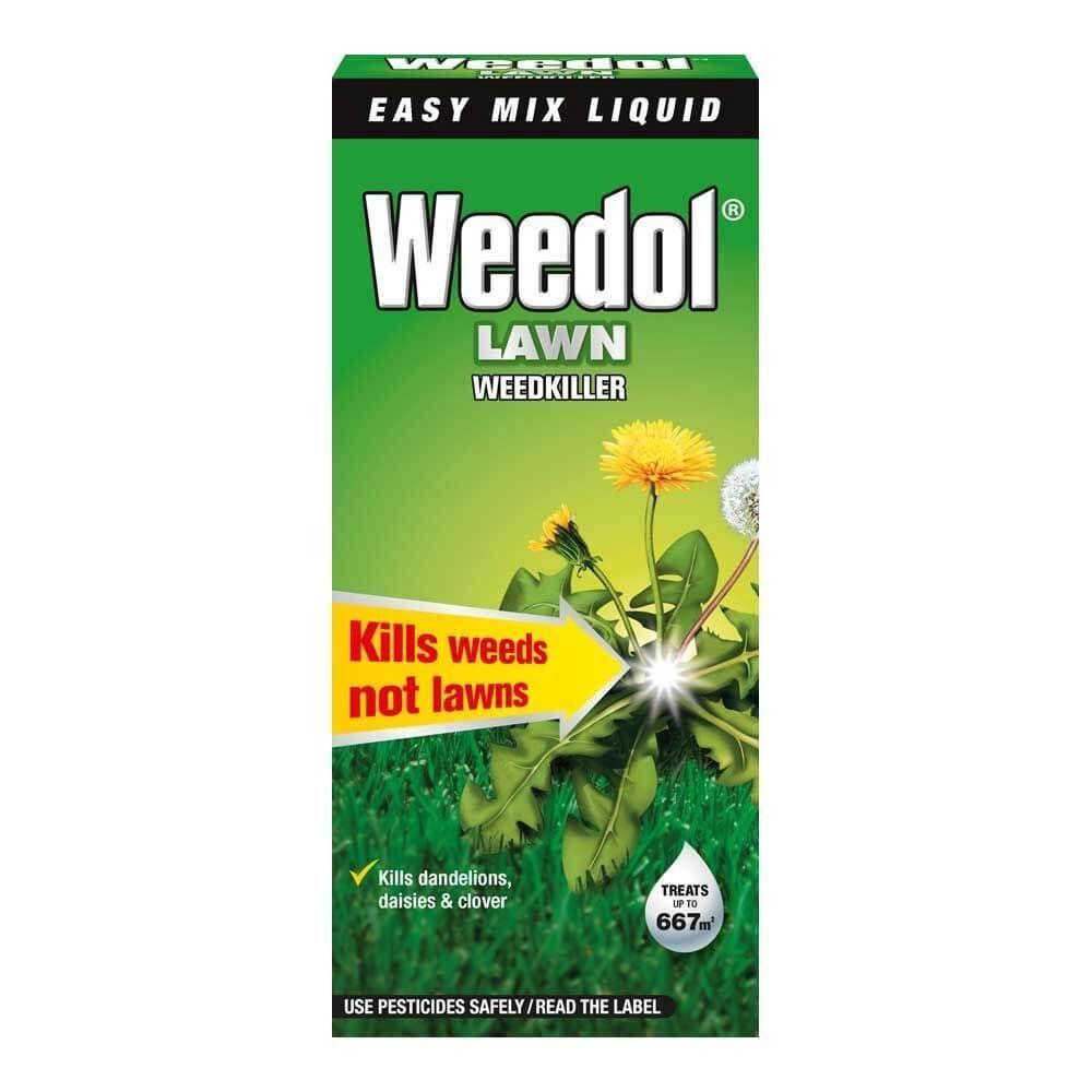 weedol lawn weedkiller 1lt garden store online. Black Bedroom Furniture Sets. Home Design Ideas