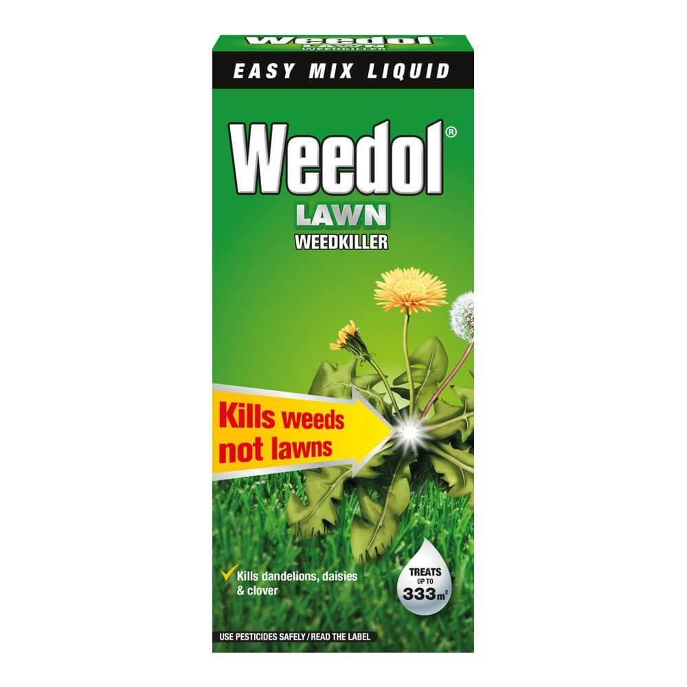 weedol lawn weedkiller 500ml garden store online. Black Bedroom Furniture Sets. Home Design Ideas