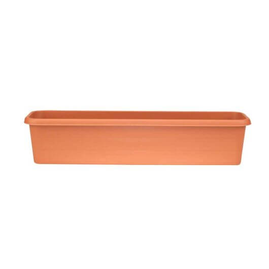 Terrace Trough 80cm Terracotta