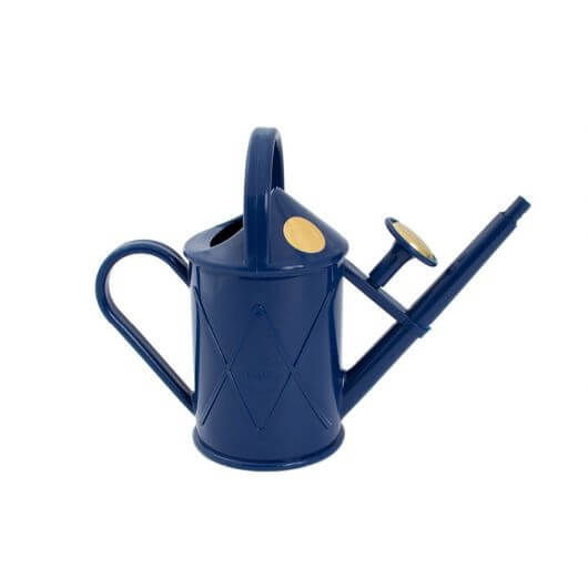 Haws Heritage Watering Can 1L -Blue