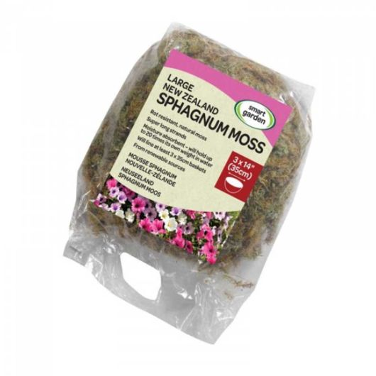 Smart Garden New Zealand Spaghum Moss -  Large