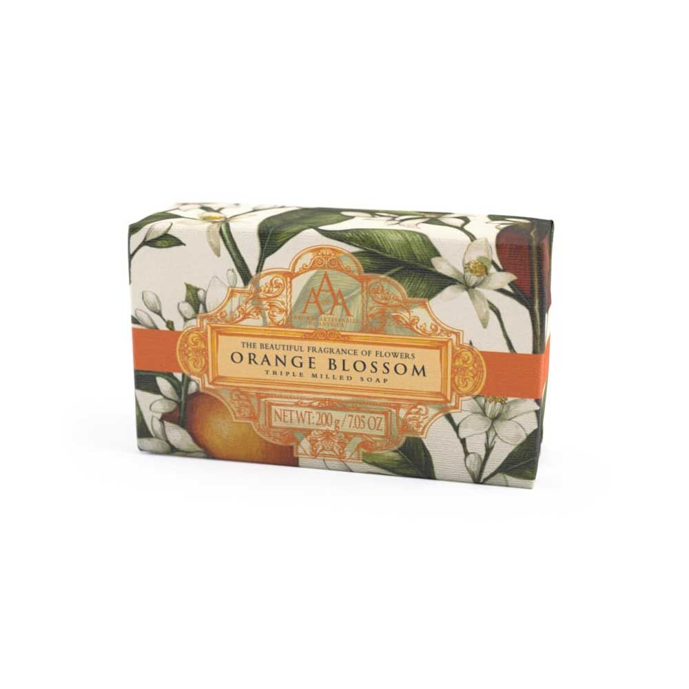 Orange Blossom Soap 200g