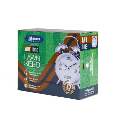 Johnsons Any Time Lawn Seed 250kg