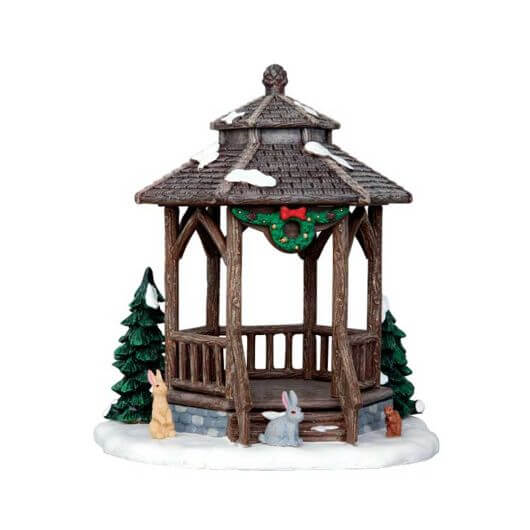 Lemax Winter Gazebo (43084)