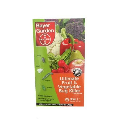 Ultimate Fruit & Veg Bug Killer 30ml