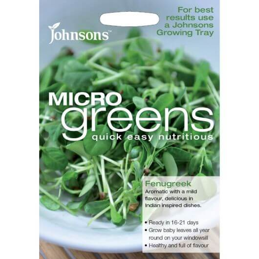 Fenugreek Micro Greens