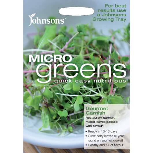 Gourmet Garnish Micro Greens