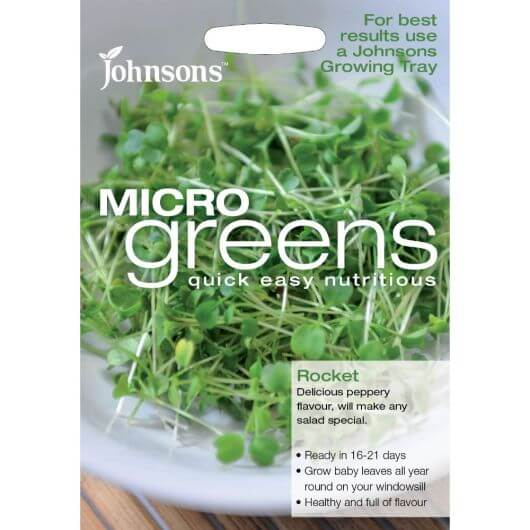 Rocket Salad Micro Greens