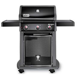 See more information about the Weber Spirit Classic E310 Gas Barbecue