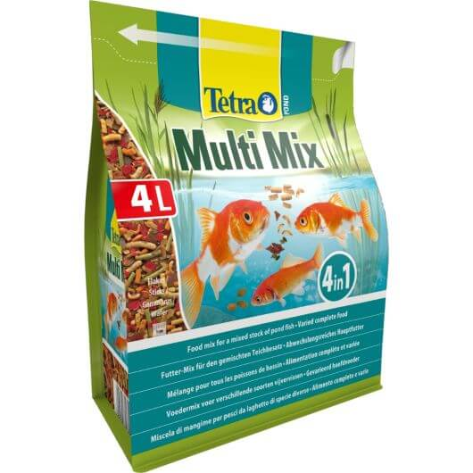 Tetra Pond Multi Mix - 4 Litre