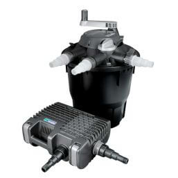 See more information about the Hozelock Bioforce Revolution 9000L Kit