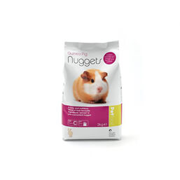See more information about the Petface Guinea Pig Nuggets 2kg