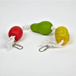 See more information about the Petface Fruit Garland