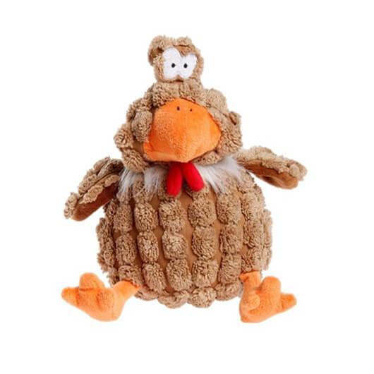 Petface Farmyard Buddies - Chunky Chicken
