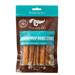 See more information about the Petface Dog Deli Chicken Wrapped Nibble Sticks