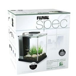 See more information about the Fluval Spec 10L Black