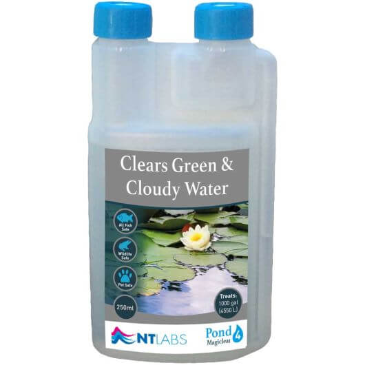 NT Labs Magiclear - clears green and cloudy water -250ml