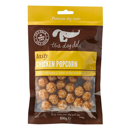 See more information about the Petface Chicken Popcorn
