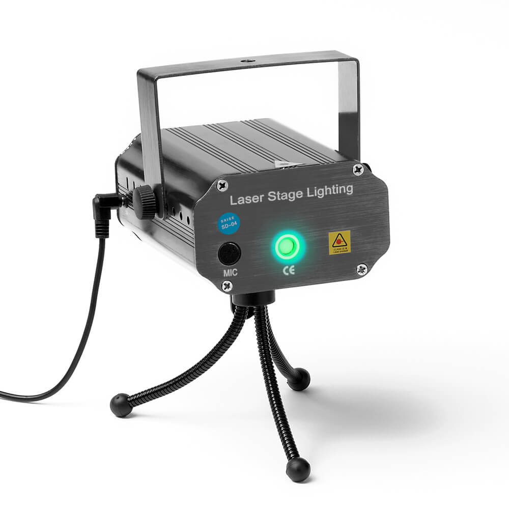 Snowtime Mini Stage Laser Projector