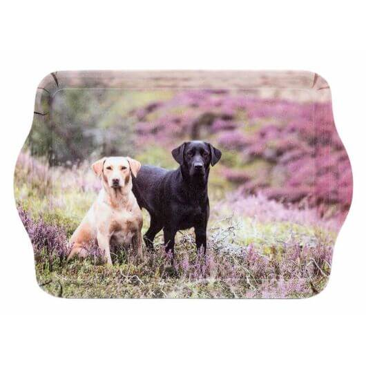 Country Matters Trinket Tray - Labs on the Moor