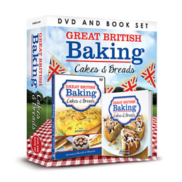 See more information about the Great British Baking DVD & Book Set