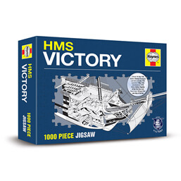 See more information about the HMS Victory 1000 Piece Jigsaw