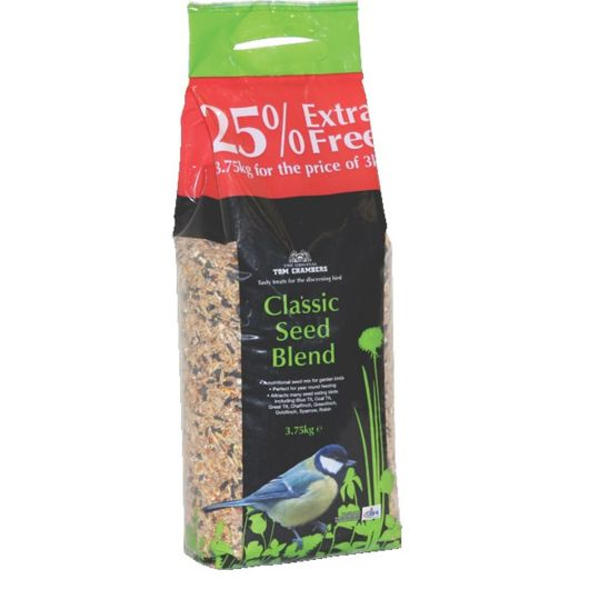 Classic Seed Blend 3.75kg