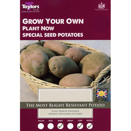 See more information about the Taylors Seed Potatoes - Sarpo Mira 2kg