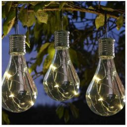 See more information about the Smart Solar Eureka Lightbulb Original