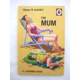 See more information about the Ladybird Book How It Works - The Mum