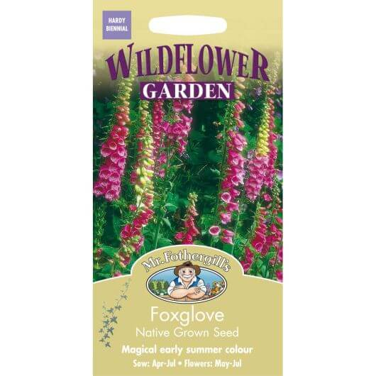 Foxglove - MF Wild Flower Seeds