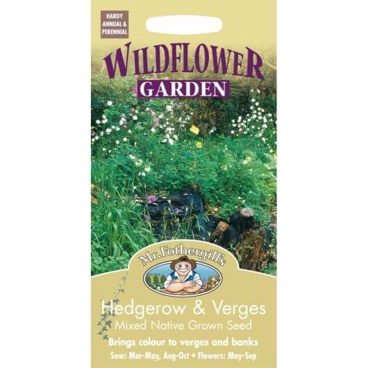 Hedgerow & Verges - MF Wild Flower Seeds