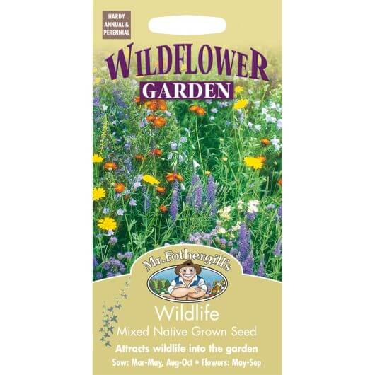 Wildlife Mixture - MF Wild Flower Seeds