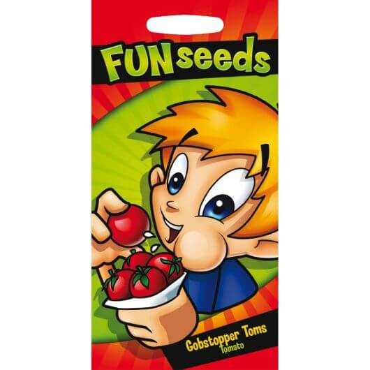 Fun Seeds Gobstopper Toms - Tomato