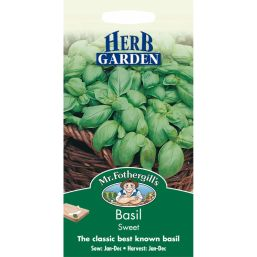Basil Sweet - MF Herb Seeds