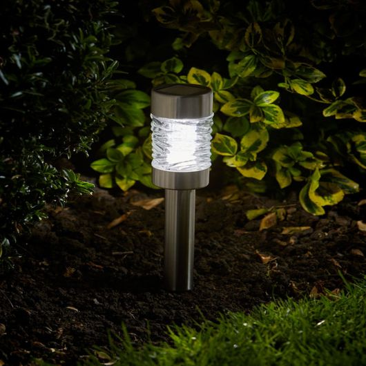 Smart Solar Martini Stake Light