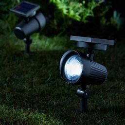 See more information about the Smart Solar Ultra Spotlight