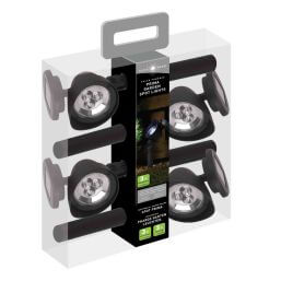 See more information about the Smart Solar Prima Spotlight Carry Pack of 4