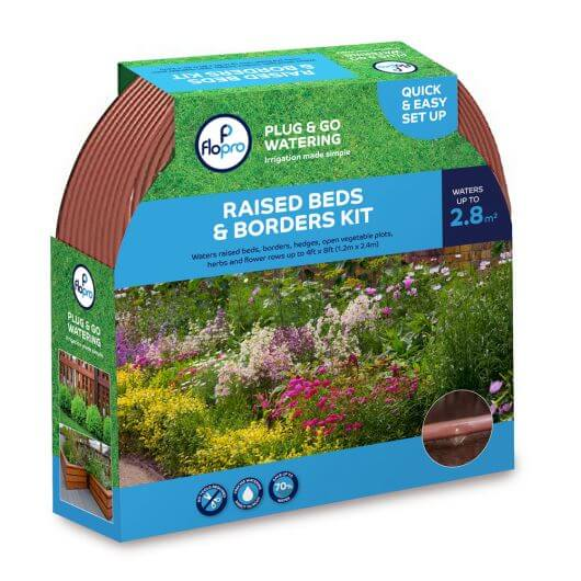 Flopro Raised Beds & Borders Kit