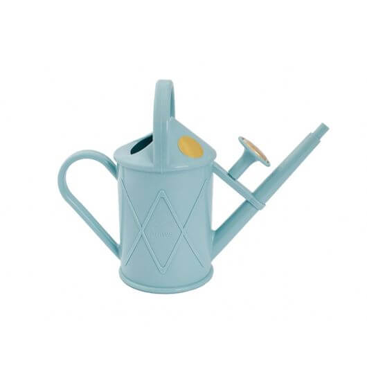 Haws Heritage Watering Can 1L -Duck Egg Blue