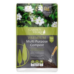 GardenStore Multi-Purpose Compost with Q4 75L - Full Pallet