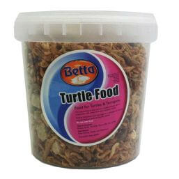 Betta Turtle Food - 1 Litre