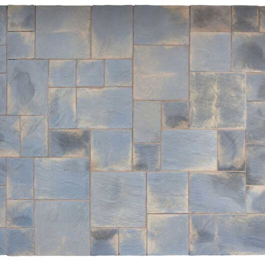 Kelkay Abbey Paving Random Patio Kit 10.22m² Antique