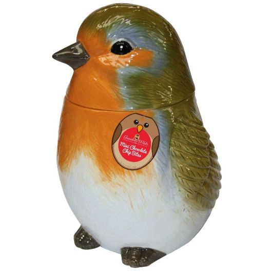 Bramble House Ceramic Christmas Robin 150g