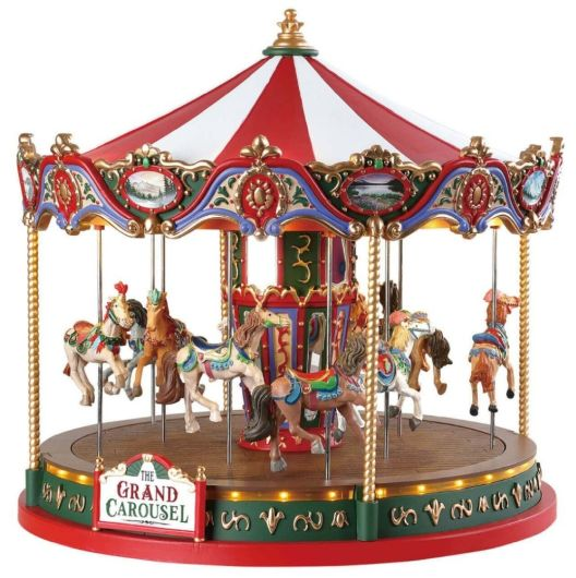 Lemax The Grand Carousel (84349)